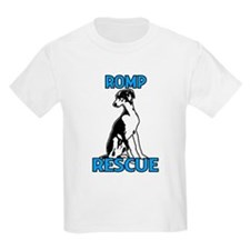 ROMP Italian Greyhound Rescue T-Shirt