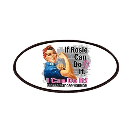 If Rosie Can Do It Breast Cancer Patches