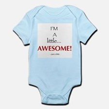 I'm a little... AWESOME!...just a little Infant Bo