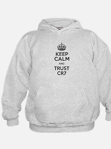 Keep Calm and Trust CR7 Hoodie
