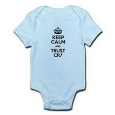Keep Calm and Trust CR7 Body Suit