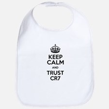 Keep Calm and Trust CR7 Bib