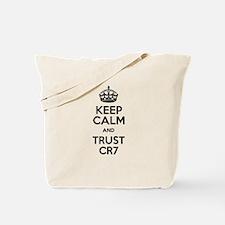 Keep Calm and Love CR7 Tote Bag