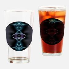 Space Jewelry Drinking Glass