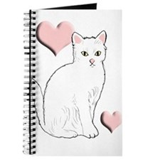 White Kitty Journal