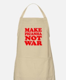 Make Picanha Not War Apron