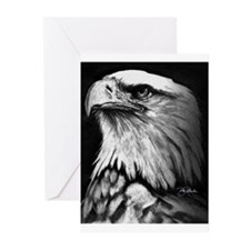 American Bald Eagle Greeting Cards (Pk of 10)