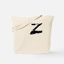 Z Shirt Tote Bag