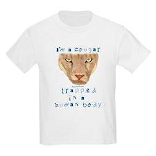 I'm a Cougar Kids T-Shirt