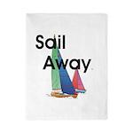 TOP Sail Away Twin Duvet