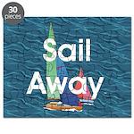 TOP Sail Away Puzzle