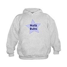 Malik Rules Hoodie