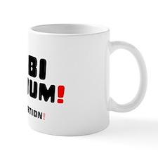 LUBITORIUM - GAS STATION! Small Mug