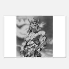 Conan The Barbarian Postcards (Package of 8)