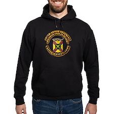COA - 187th Armor Regiment Hoodie