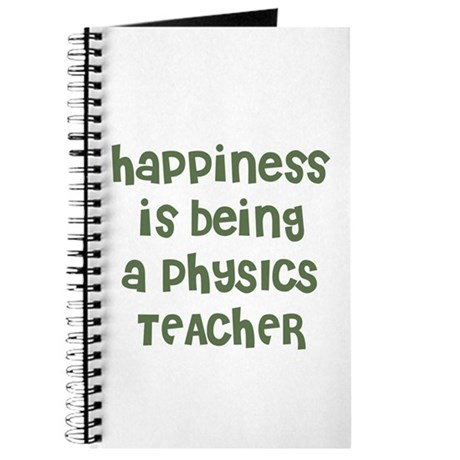 Happiness is being a PHYSICS Journal