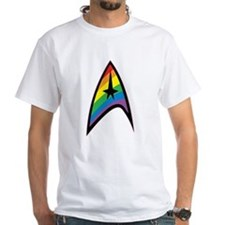 Star Trek LGBTQ Rainbow T-Shirt