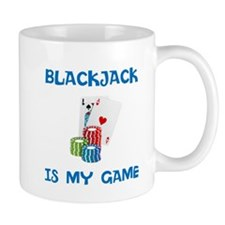 BLACKJACK IS MY GAME Mug