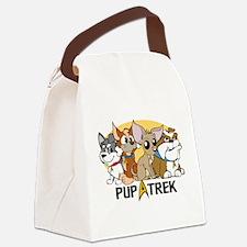 Pup Trek Canvas Lunch Bag