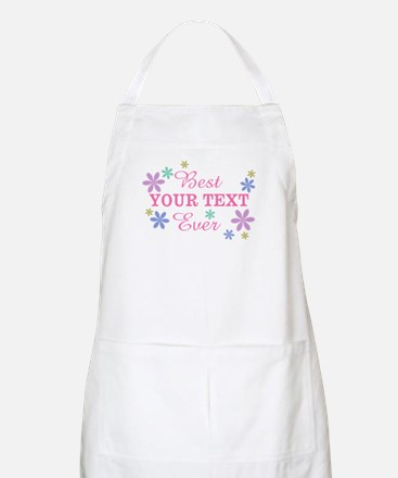 PERSONALIZE Best Ever Apron