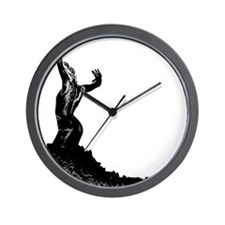 Flamenco dancer - bailaora Wall Clock