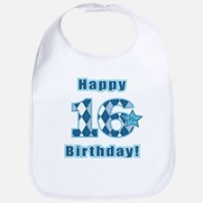Happy 16th Birthday! Bib