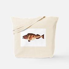 Lingcod fish Tote Bag