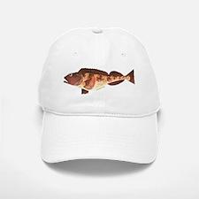 Lingcod fish Baseball Baseball Baseball Cap