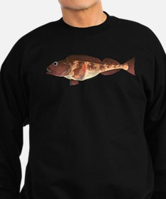 Lingcod fish Sweatshirt