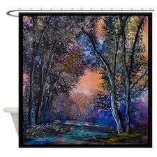 Beautiful Fall Colors Shower Curtain