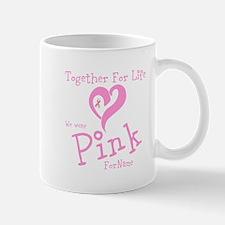 Personalizable Pink TFL Mug