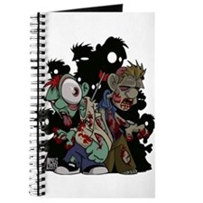 Zombies Attack! Journal