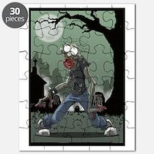 Zombie Undead Puzzle