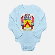 Bowman Long Sleeve Infant Bodysuit