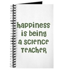 Happiness is being a SCIENCE Journal