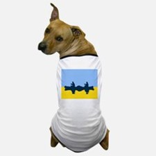 BLUE SKY CANOE Dog T-Shirt