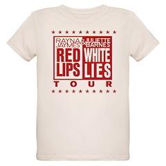 Red Lips White Lies T-Shirt
