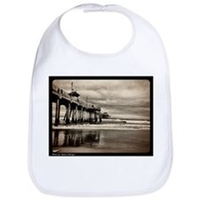 Huntington Beach CA Pier Bib