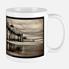 Huntington Beach CA Pier Mug