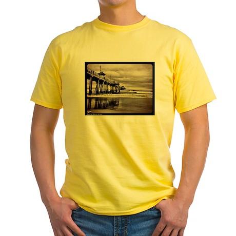 Huntington Beach CA Pier T-Shirt
