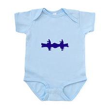 BLUE CANOE Infant Bodysuit