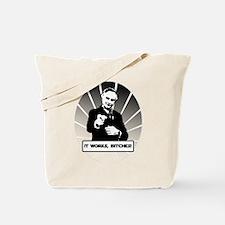 Science works Tote Bag