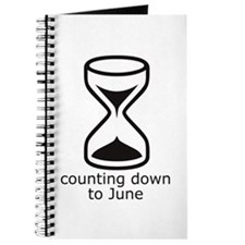 counting down to June Pregnancy Journal
