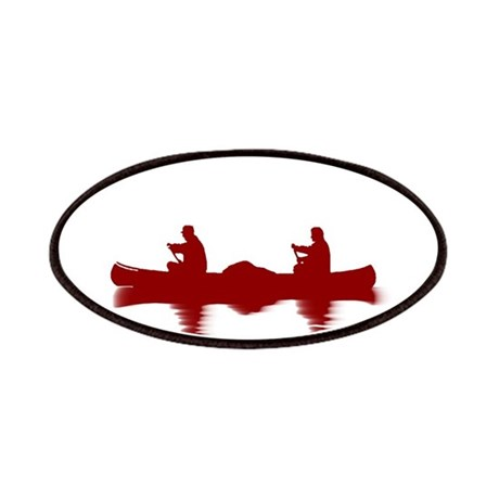 RED CANOE Patches