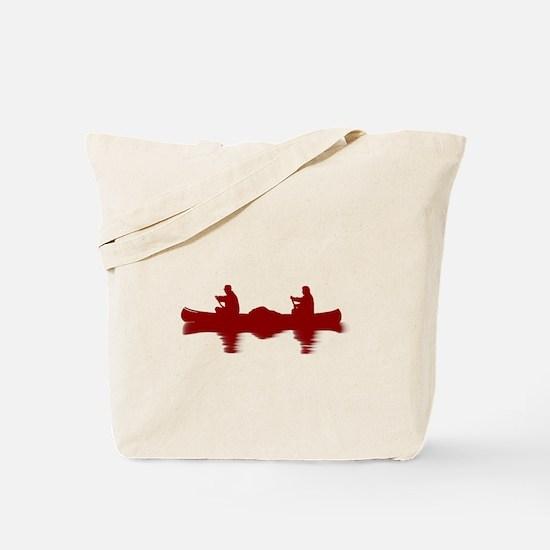 RED CANOE Tote Bag