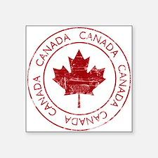 Vintage Canada Sticker