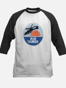 Blue Thunder Kids Baseball Jersey