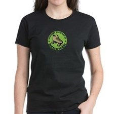 Original Support Your Local Roller Derby T-Shirt
