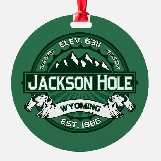 Jackson Hole Forest Ornament