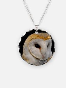 Barney The Barn Owl Necklace